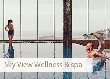 Sky View Wellness & spa