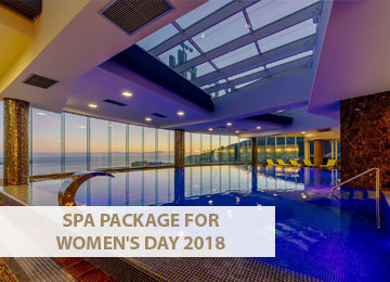 SPA PACKAGE FOR WOMEN'S DAY 2018