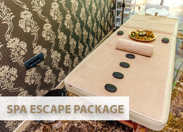 SPA ESCAPE PACKAGE